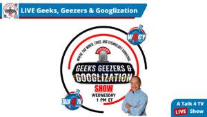 Geeks, Geezers, Googlization