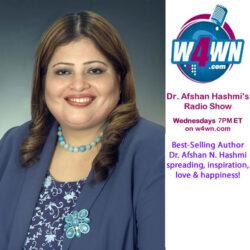 Dr Afshan Hashmi Radio Show